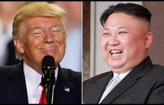 Trump: Olha minha cara de mêdo; vai sacana...