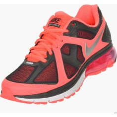 half off af02b e9f27 Nike Air Max Excellerate+ Womens Running Shoes found on Polyvore featuring  polyvore, fashion, shoes