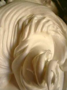 Receita de Falso Chantilly » Receitas de Mãe