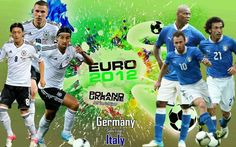 Germany vs Italy UEFA Euro 2012 Semi Final wallpapers