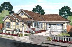 House Plan 513-2073 - 1,381 sq.ft.