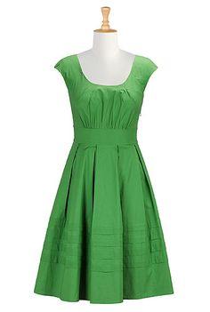 eShakti Womens Chelsea dress $59.95 AT vintagedancer.com