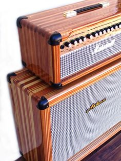 Custom hand crafted and customized boutique quality bass and guitar cabinets and amplifiers.