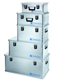 zarges product family - we'll need a cooler later!
