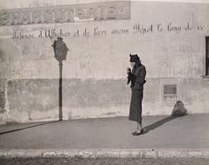 Marianne Breslauer, LaCigarette [& charcuterie], 1929
