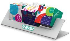 Risultati immagini per desktop calendar design Graphic Design Magazine, Magazine Design, Table Calendar Design, Desk Calender, Design Bauhaus, Kalender Design, Calendar Pictures, Calendar Ideas, Creative Calendar