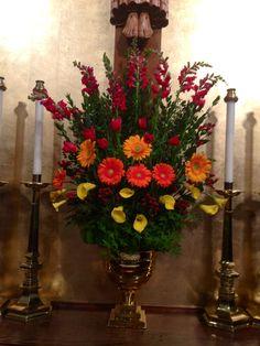 Pentecost Arrangement