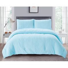 Comforters & Comforter Sets You'll Love in 2021 | Wayfair King Comforter, Comforter Sets, Beds Online, Bath, Bed Styling, Fashion Room, California King, Contemporary Style, Modern