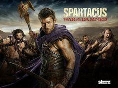 Séries Torrent: Spartacus