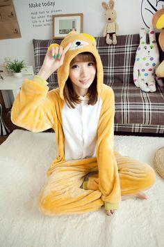 ea642fd7b1 New Unisex Adult Pajamas Kigurumi Anime Cosplay Costume Animal Sleepwear  Pajamas Kigurumi Unisex