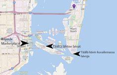 Miami autolla päivässä - mitä ei kannata tehdä ja pari kivaakin juttua - Matkablogi Vaihda vapaalle Sand Island, Key West, Flamingo, Miami, Tower, Park, Beach, Flamingo Bird, Key West Florida