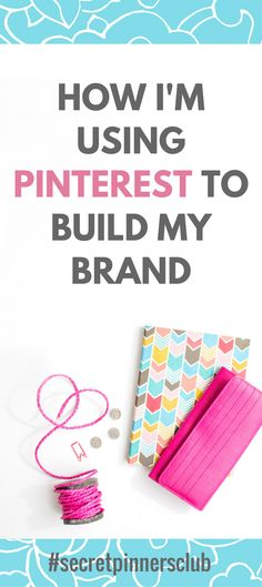 Learn how to create a brand style board with Pinterest and how to design branded pin templates that people love to share on Pinterest.