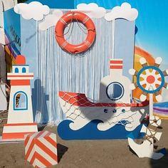 Всем приятной пятницы  наша новая морская ⚓ Фотозона сегодня радует малышей на Дне рождения @aquafon4g Начало Праздника в 19.00, место встречи @volnagramma Спешите!!! не пожалеете