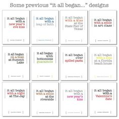 Cool sayings to put on canvas!