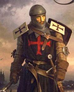 Nikolai Zubkov. Sergeant Templar.