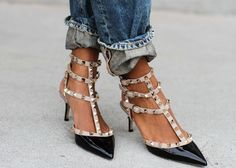 Wow. Valentino rock-studs, once again :)