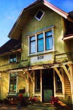 Station in Bor