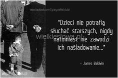 Dzieci nie potrafią słuchać starszych... #Baldwin-James,  #Dziecko, #Słuchanie…