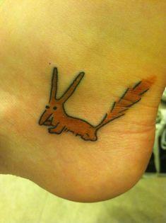 """""""le Renard"""" (the fox) from Le Petit Prince (The Little Prince). Les hommes ont oublié cette vérité, dit le renard. Mais tu ne dois pas l'oublier. Tu deviens responsable pour toujours de ce que tu as apprivoisé. More"""