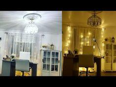 Nail Beauty Room Tour/Mi nuevo espacio de uñas/Nuevo estudio de grabación❤🍑 - YouTube Nail Art Videos, Chandelier, Ceiling Lights, Youtube, Home Decor, Studio, Candelabra, Decoration Home, Room Decor