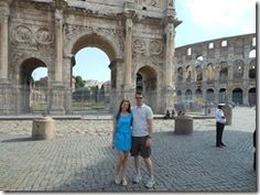 Rome- Our Big Italy Adventure Part 5 #travel #rome #italy #blog www.RunninginaSkirt.com