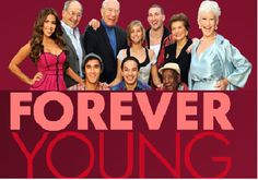 """THAT'S HOW I FEEL """": FOREVER YOUNG """" . . . it's """" ONLY A NUMBER """""""