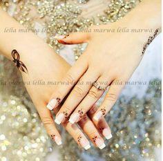 harqous tunisienne black henna c'est beau