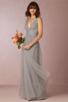 BHLDN Colombe Dress in  Dresses at BHLDN