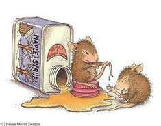 """""""This card is blank"""" from House-Mouse Designs"""