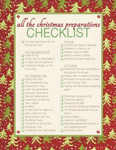 Christmas Books: My Favorite Holiday Tradition | Holidays, Photography And  December Daily To Christmas Preparation Checklist