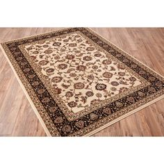 Size 8' x 10', Tan, Traditional Area Rugs: Area Rugs for everyday discount prices on Overstock.com! Everyday free shipping over $50*. Find product reviews on 7x9 - 10x14 Rugs, One Of A Kind Rugs, Round/Oval/Square,