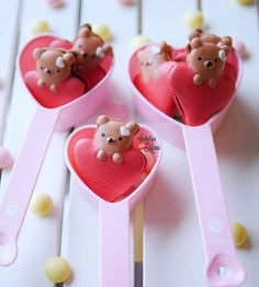 Valentine's *Bear on Hearts* template plus 2 more classic Heart templates are now on my blog for you to download. My best macaron recipe is there too.  Hope you enjoy them. Link in profile xoxo Mimi