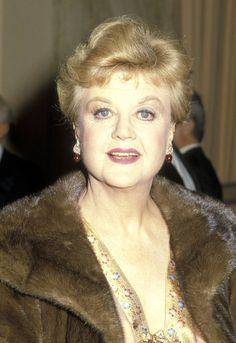 Angela Lansbury, 1986 #GoldenGlobes