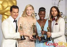 Welcome to today's survey! The 2014 Academy Awards took place on Sunday so, naturally, we want to know if you are happy with the 2014 Oscar winners. Academy Award Winners, Oscar Winners, Academy Awards, Oscars, Fashion, Moda, Fashion Styles, Fashion Illustrations