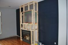 4 Lively Cool Tricks: Living Room Remodel With Fireplace Cabinets living room remodel before and after house tours.Living Room Remodel On A Budget How To Make living room remodel ideas awesome.Living Room Remodel With Fireplace Window. Fireplace Frame, Build A Fireplace, Wooden Fireplace, Brick Fireplace Makeover, Shiplap Fireplace, Concrete Fireplace, Home Fireplace, Fireplace Inserts, Fireplace Surrounds