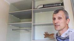 Как сделать раздвижную систему для дверей встроенного шкафа купе.(Часть 1)