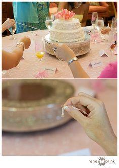 Bridesmaids Luncheon Tabletops That Rock Pinterest