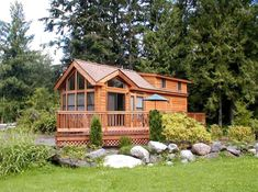 Search for your dream log home floor plan with hundreds of free house plans right at your fingertips. Looking for a small log cabin floor plan? Search our cabin section for homes that are the perfect size for you and… Continue Reading → Small Log Cabin, Log Cabin Homes, Log Cabins, River Cabins, Small Rustic House, Rustic Houses, Prefab Cabins, Small Cabins, Wood Houses