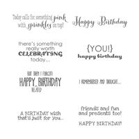 Remembering Your Birthday in Stampin' Up! Style! - Mary Fish, Stampin' Pretty The Art of Simple & Pretty Cards
