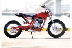 FTR 223 A Beard(ビアード) | 広島のカスタムバイクショップ(カスタム車両製作、オリジナルカスタムパーツ製作)
