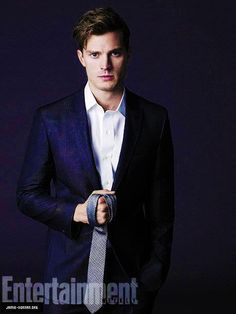 Jamie Dornan as Christian Grey....ummmm....no thanks!  Probably won't see it in theatres.