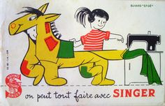 French Singer ad
