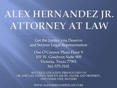 Victoria Texas lawyer ad