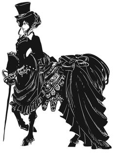 """nudiemuse: """" allwedrinkistea: """" r dduane: """" Victorian centauress. """" """" I kind of love this. """" I'm gonna need several thousand words of steampunk centauress fiction, stat. Character Creation, Character Concept, Character Art, Concept Art, Dungeons And Dragons Characters, Dnd Characters, Fantasy Characters, Mythological Creatures, Fantasy Creatures"""