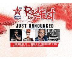 RedFest Tickets for Sale in Dubai