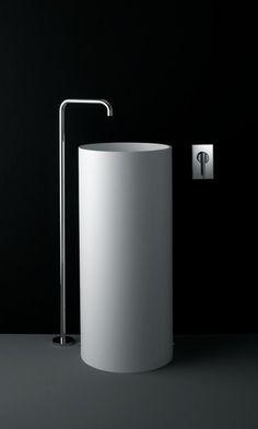 Piero Lissoni for Boffi | PHC freestanding Corian® washbasin