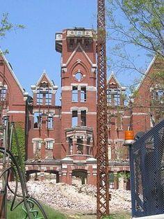 nice History of Danvers State Hospital