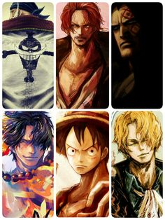 At long last here's the One Piece figures you've been waiting for. One Piece World, One Piece 1, One Piece Anime, Zoro, One Piece Seasons, Manga Anime, One Piece Figure, Ace Sabo Luffy, One Peace