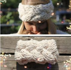 Braided Headband | 10 DIY Headbands To Tame (And Frame) Your Hair