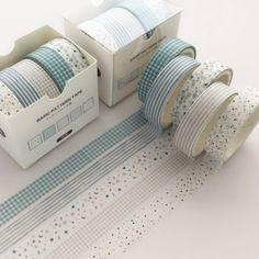 12 unids/lote 7,5x3m cinta adhesiva decorativa arcoíris cinta adhesiva decoración de cinta Washi diario escuela Oficina suministros papelería - AliExpress Mobile